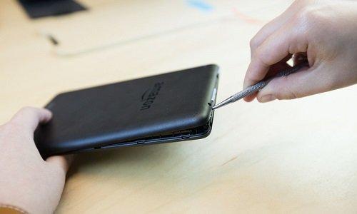 как разобрать планшет самсунг