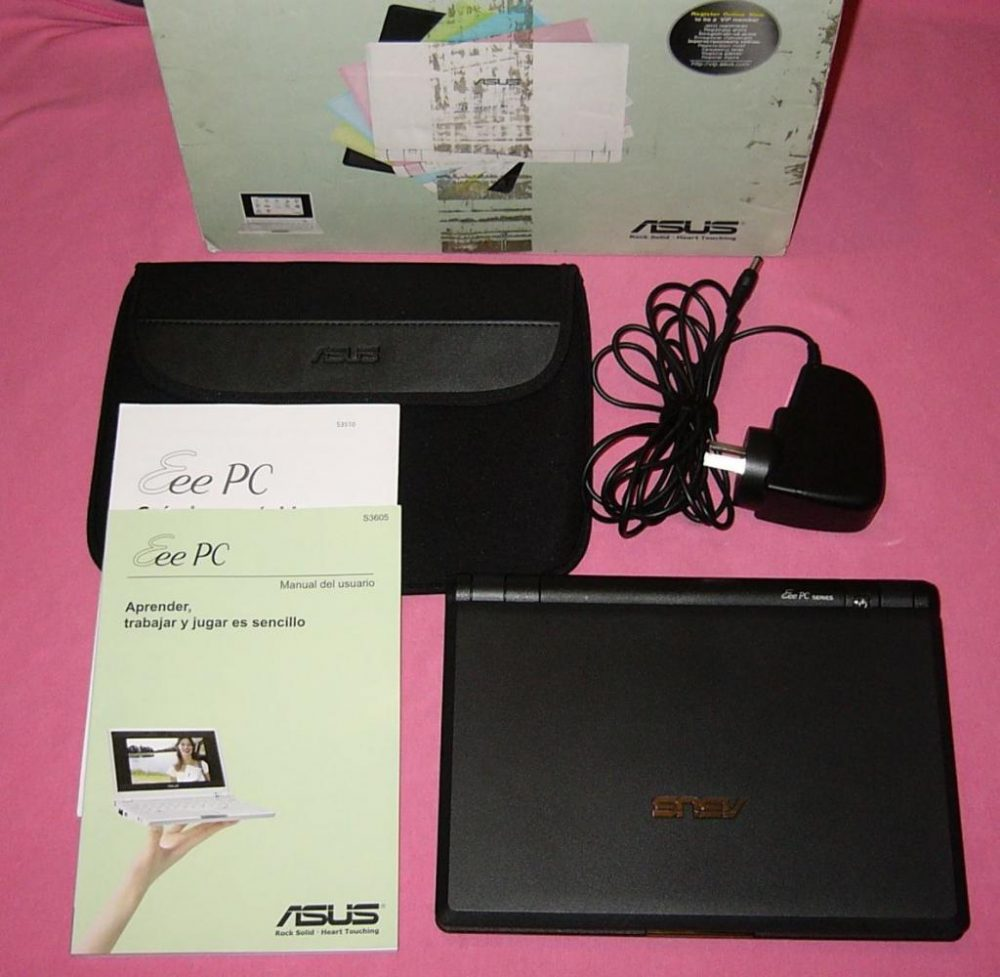 Нетбук Asus EEE PC 4G: характеристики, описание, отзывы, фото