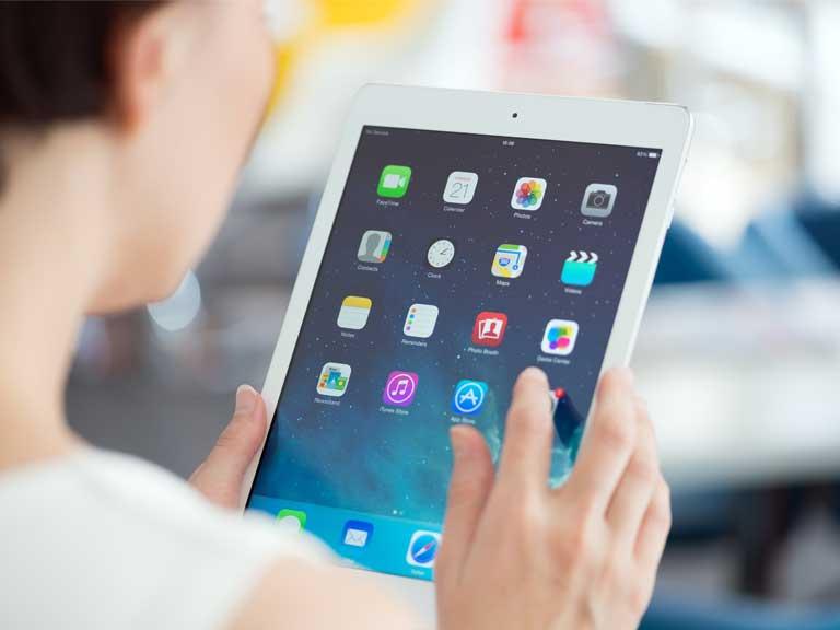 Как обновить iPad: инструкции
