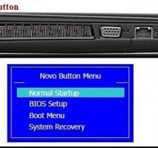 Восстановление системы Lenovo: пошаговая инструкция, список сочетания клавиш для восстановления настроек