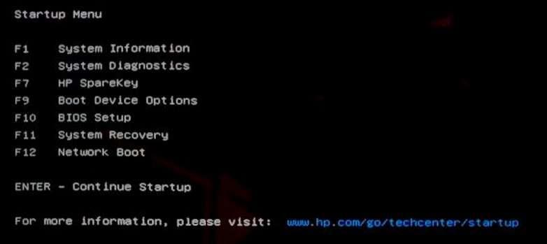 Как загрузиться с флешки на ноутбуке HP: программа для загрузки, порядок действий, установка и настройка