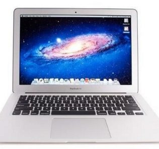 Ноутбук MacBook AIR A1369. Характеристики и специализация