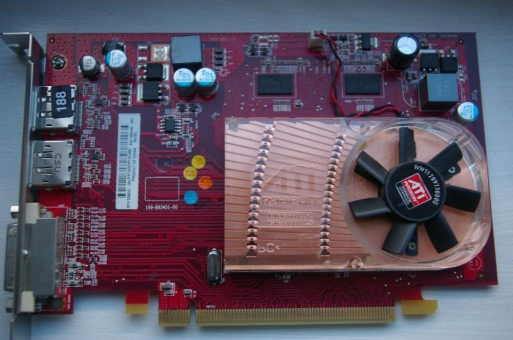 Radeon HD 4600. Характеристики адаптера