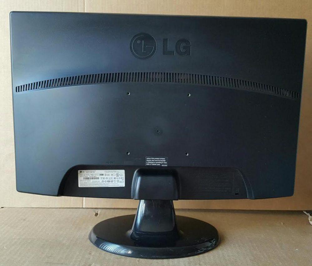 Монитор LG FLATRON W2243S. Характеристики и инструкция по настройке