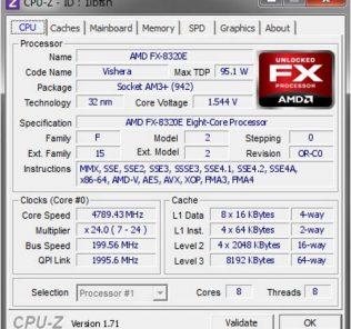 Разгон FX - 8320E. Общий алгоритм реализации