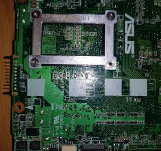 Как очистить и разобрать Asus K51A?