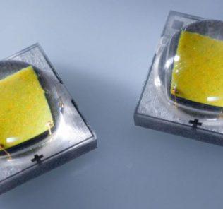 Сверхяркие светодиоды. Характеристики и параметры