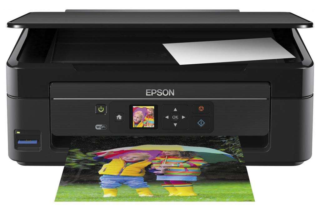 epson expression home xp 342 картридж
