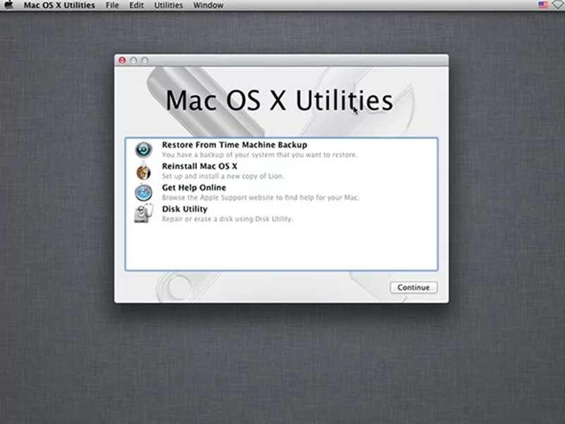 Как восстановить Mac OS: особенности использования Time Machine