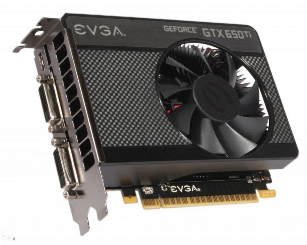 Разгон GTX 650 Ti (видеокарты от NVIDIA)