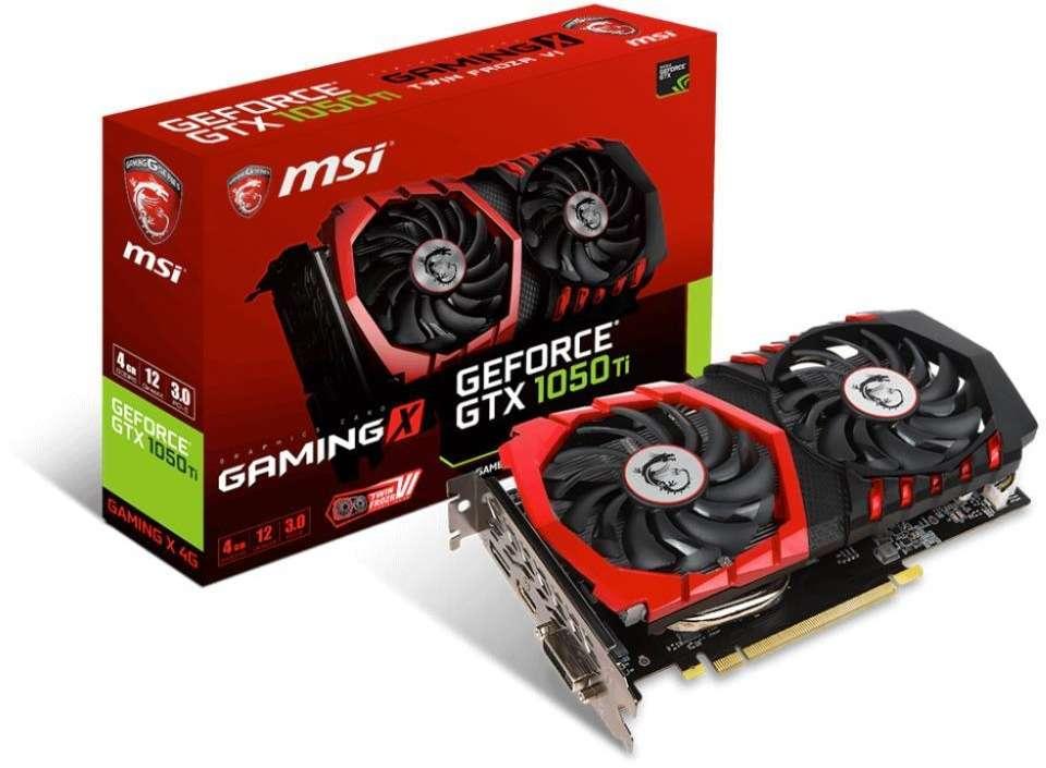 Игровая видеокарта GeForce GTX 1050: отзывы, характеристики