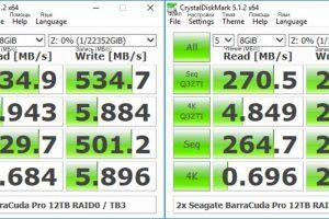 Как проверить скорость чтения жесткого диска?