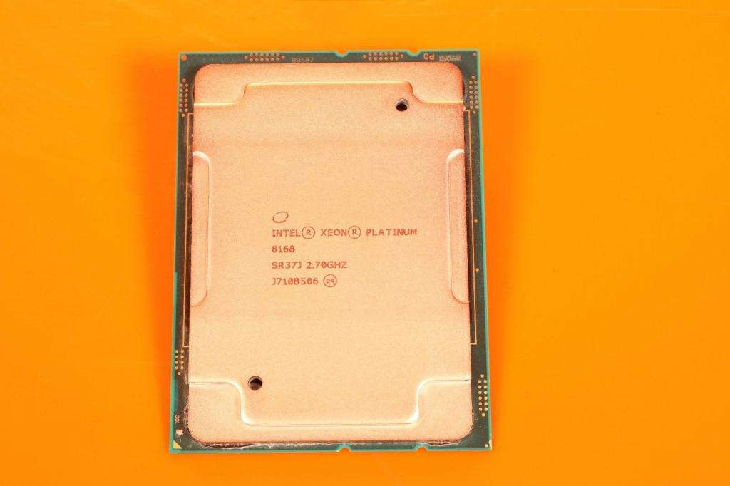 Процессор Intel Xeon Platinum 8168