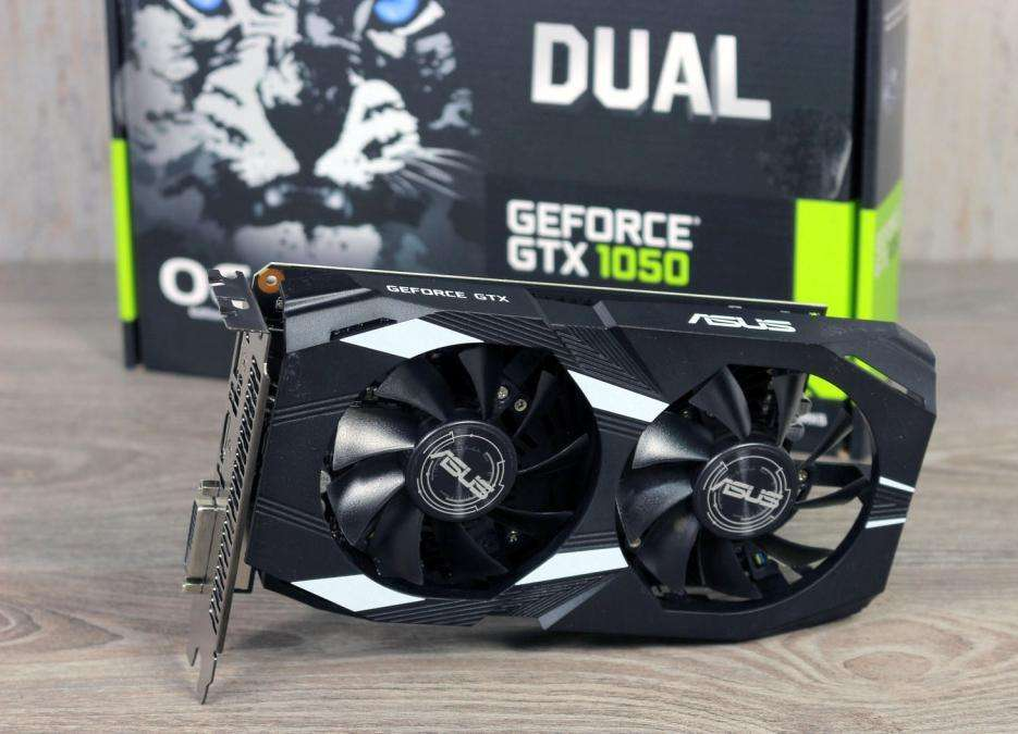 nvidia geforce gtx 1050 характеристики