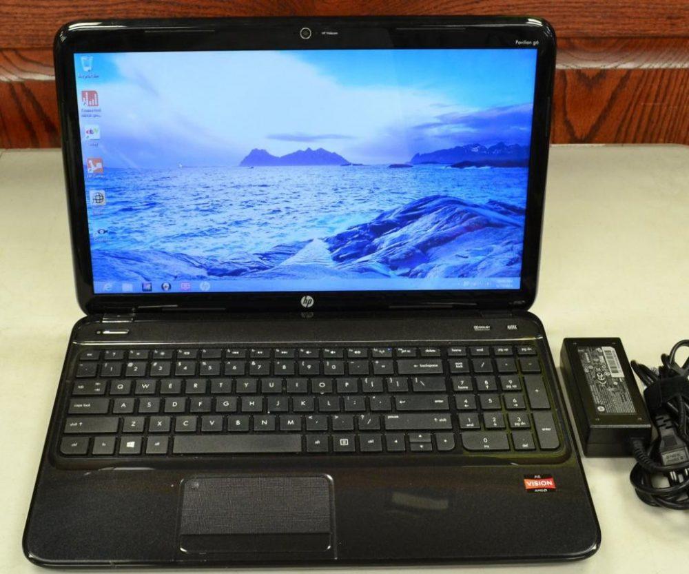 Как узнать модель ноутбука HP Pavilion, если на корпусе нет наклейки