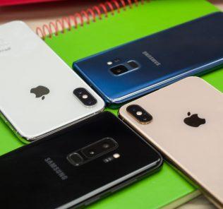 Айфон или «Самсунг» - что лучше, отзывы покупателей, сравнительная характеристика телефонов