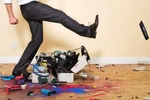 Причина списания принтера. Типичные поломки принтера, которые становятся причиной списания