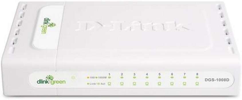 Коммутатор D-Link DES-1005D. Назначение, параметры и порядок настройки