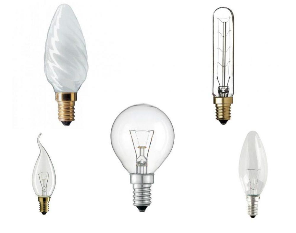 Соотношение светодиодной лампы и лампы накаливания: характеристики, все за и против