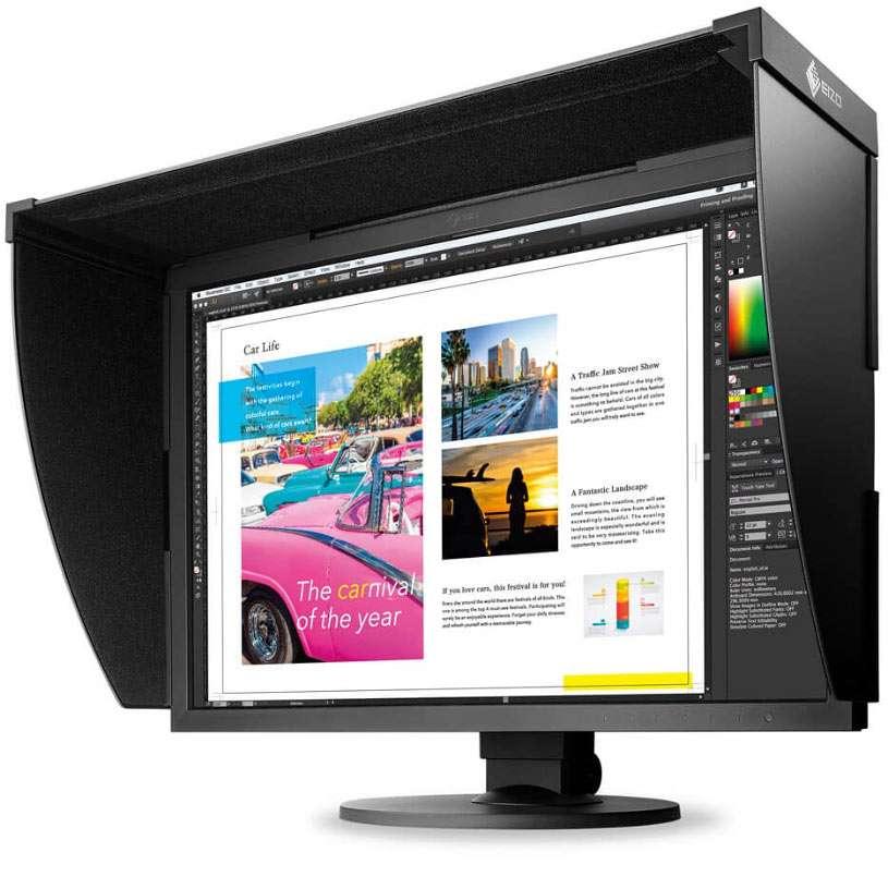 Мониторы для работы с графикой: обзор, минимальные требования, советы по выбору