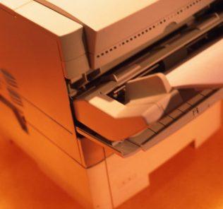 Полосы при печати на лазерном принтере: причины, способы устранения неполадки