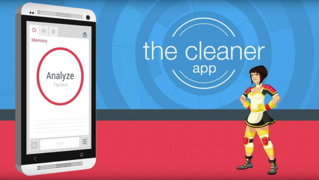 The Cleaner для Android