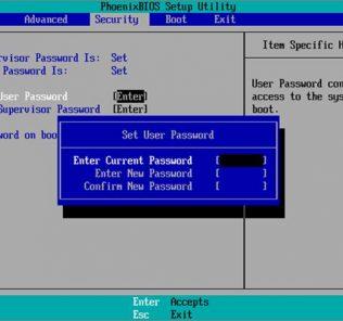 Как снять пароль с Windows 10 на ноутбуке: способы, инструкции