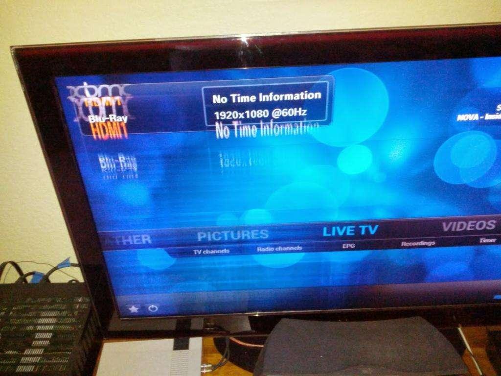 Горизонтальные полосы на экране телевизора. Неисправности