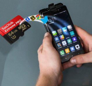Перенос памяти на карту памяти Android: проверенные способы