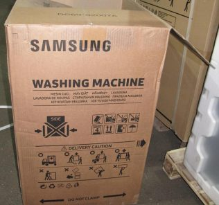 Стиральная машина Samsung WF8590NLW8: отзывы и технические характеристики