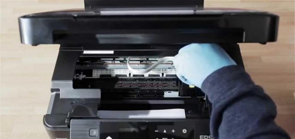 Как почистить принтер HP: полезные советы