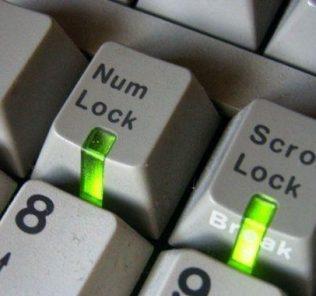 Как включить NumLock на ноутбуке: советы и рекомендации