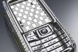 Самый дорогой кнопочный телефон в мире