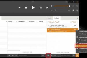 Как создать плейлист M3U для музыки, видео и телевизионных каналов?